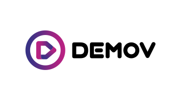 Logo for Demov.com