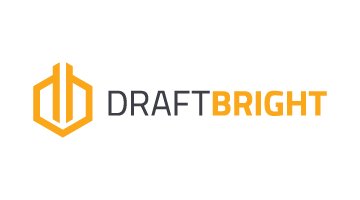 Logo for Draftbright.com