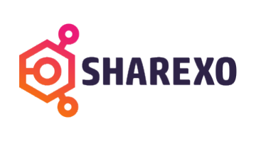 Logo for Sharexo.com