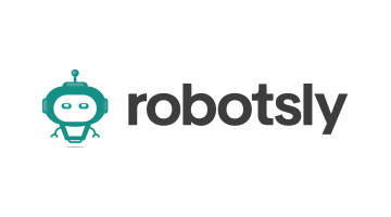 Logo for Robotsly.com