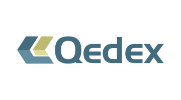 Logo for Qedex.com