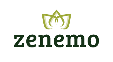 Logo for Zenemo.com