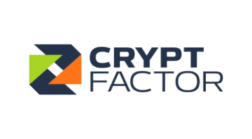 Logo for Cryptfactor.com