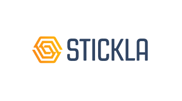 Logo for Stickla.com