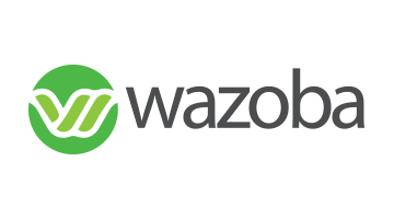 Logo for Wazoba.com