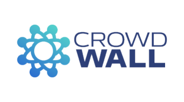 Logo for Crowdwall.com