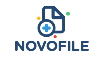 Logo for Novofile.com