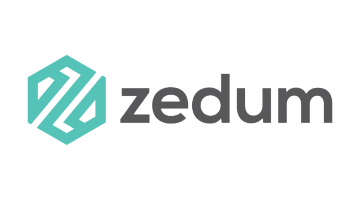 Logo for Zedum.com