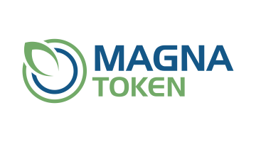 Logo for Magnatoken.com