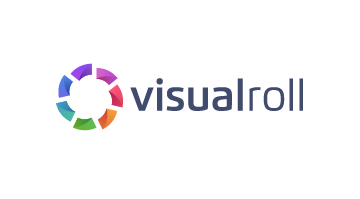 Logo for Visualroll.com