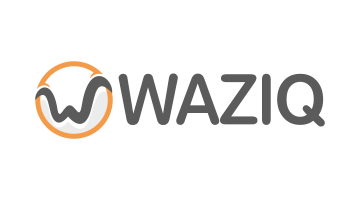 Logo for Waziq.com