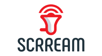 Logo for Scrream.com