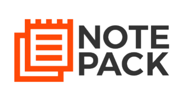 Logo for Notepack.com