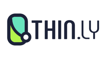 Logo for Thin.ly