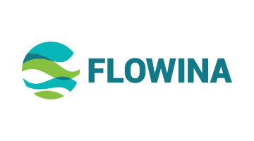 Logo for Flowina.com