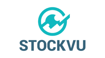 Logo for Stockvu.com
