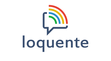 Logo for Loquente.com