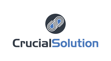 Logo for Crucialsolution.com