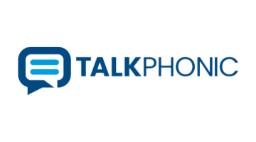 Logo for Talkphonic.com