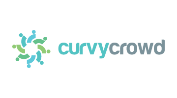 Logo for Curvycrowd.com