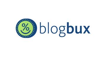 Logo for Blogbux.com