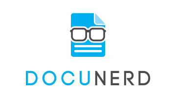 Logo for Docunerd.com