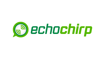 Logo for Echochirp.com
