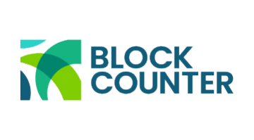 Logo for Blockcounter.com