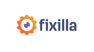 Logo for Fixilla.com