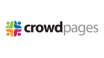 Logo for Crowdpages.com