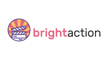 Logo for Brightaction.com