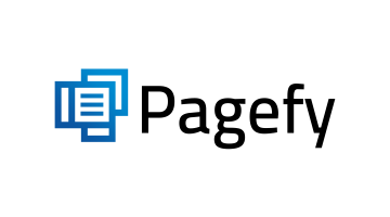 Logo for Pagefy.com