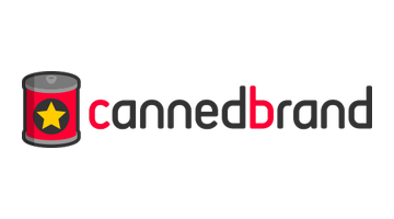 Logo for Cannedbrand.com