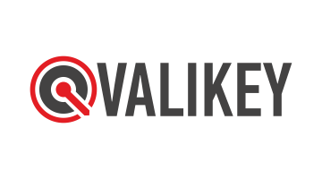 Logo for Valikey.com