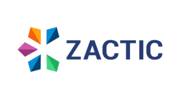 Logo for Zactic.com