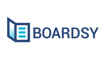 Logo for Boardsy.com