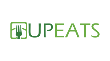 Logo for Upeats.com