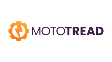 Logo for Mototread.com