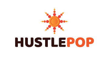 Logo for Hustlepop.com