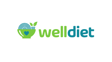 Logo for Welldiet.com