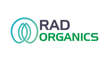 Logo for Radorganics.com