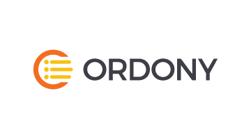 Logo for Ordony.com