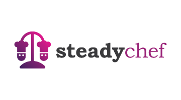 Logo for Steadychef.com