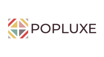 Logo for Popluxe.com