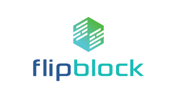 Logo for Flipblock.com