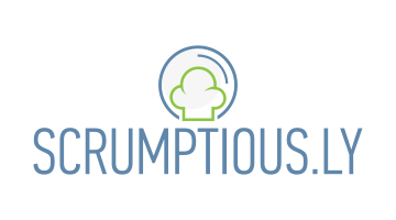 Logo for Scrumptious.ly