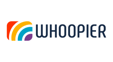 Logo for Whoopier.com