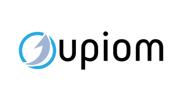 Logo for Upiom.com