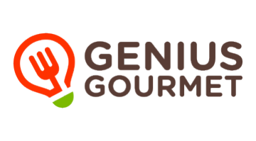 Logo for Geniusgourmet.com