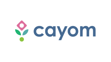Logo for Cayom.com